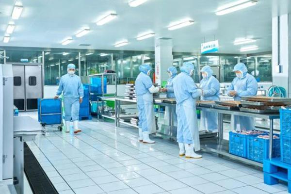 贡菜(苔干)食品加工厂采购案例